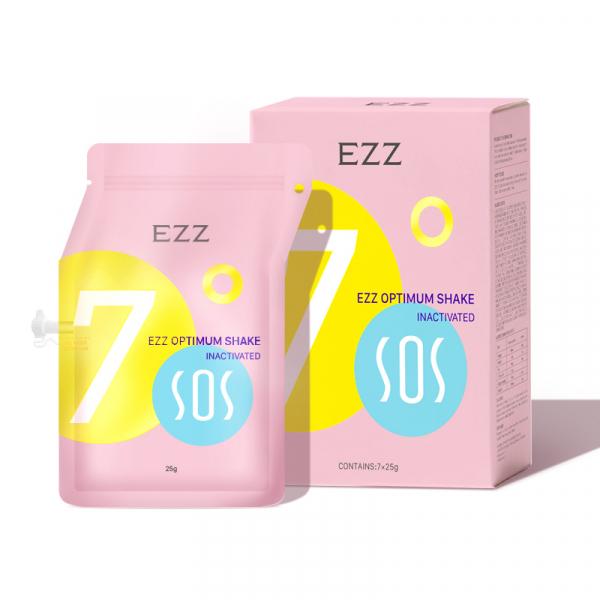 【NZ直邮】EZZ 减肥代餐奶茶 7袋*25g