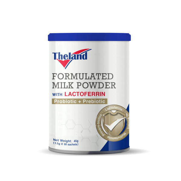 【买二送一】Theland Formulated Milk Powder 乳铁蛋白 1.5g*30包(共三罐)(包邮)