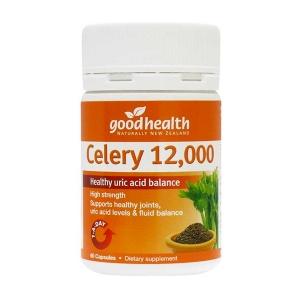 【临期特价】好健康GoodHealth 芹菜籽胶囊 60粒(保质期2021.02)
