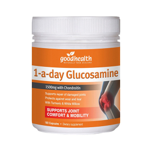 【特价】好健康Goodhealth高含量氨糖软骨素维骨力180粒(保质期2021/07)